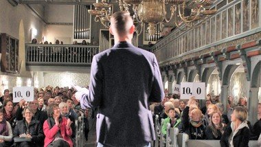 Dritter Poetry Slam am Reformationstag