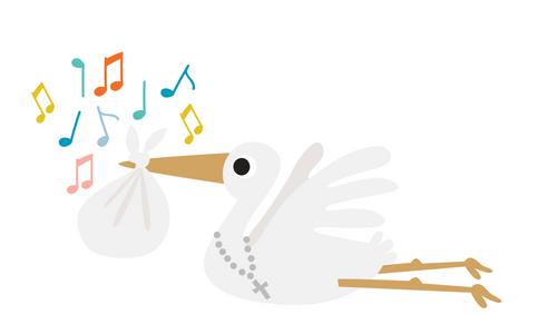 Sang og musik med din baby i Bethlehemskirken