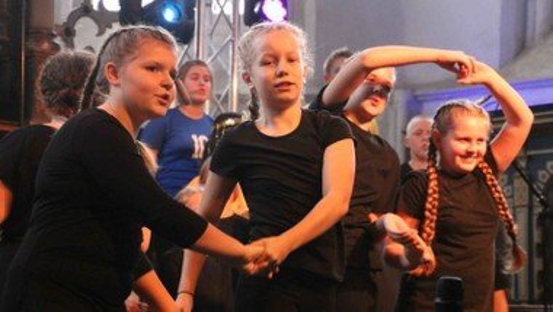 Aufführungen: Kinder- und Jugendmusical Josef – Träume sind Bilder der Zukunft