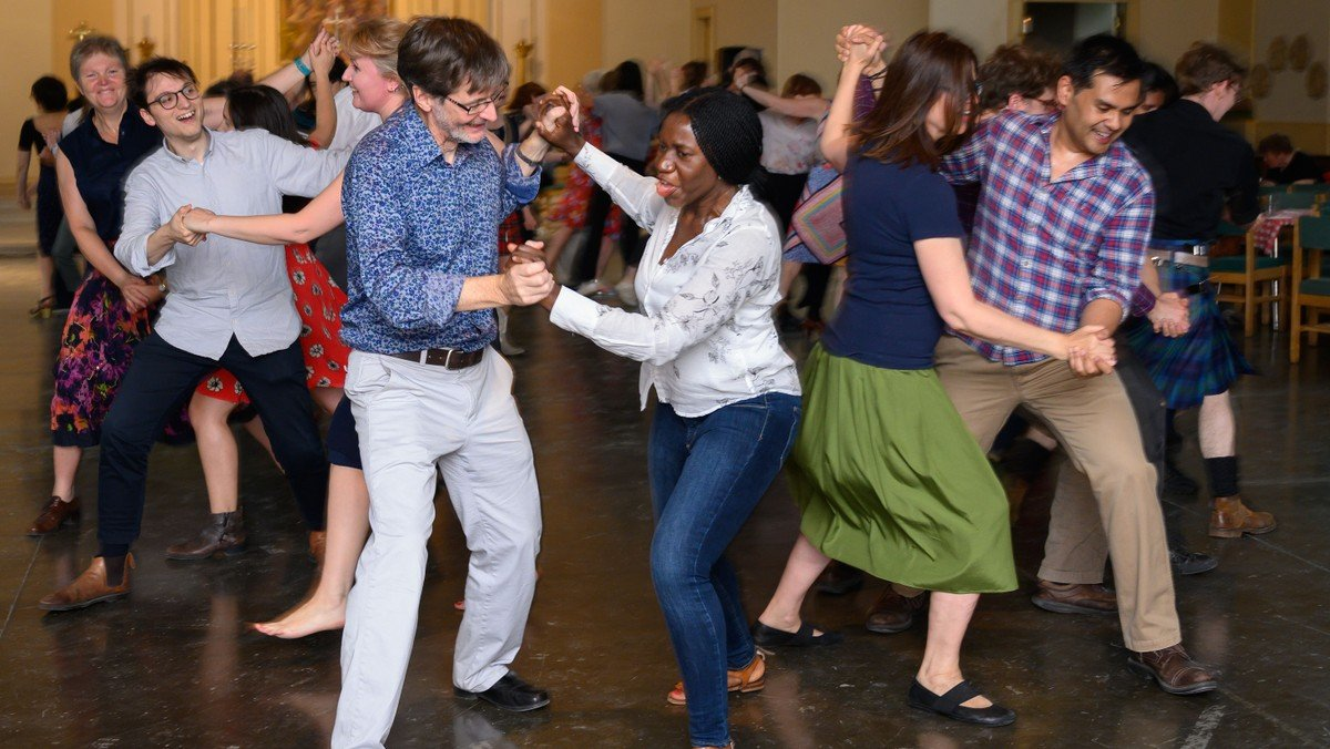 New Year Ceilidh to celebrate ReIGNITE!