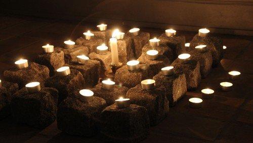 Allehelgensdag mindes vi vore døde (søndag 3. november)