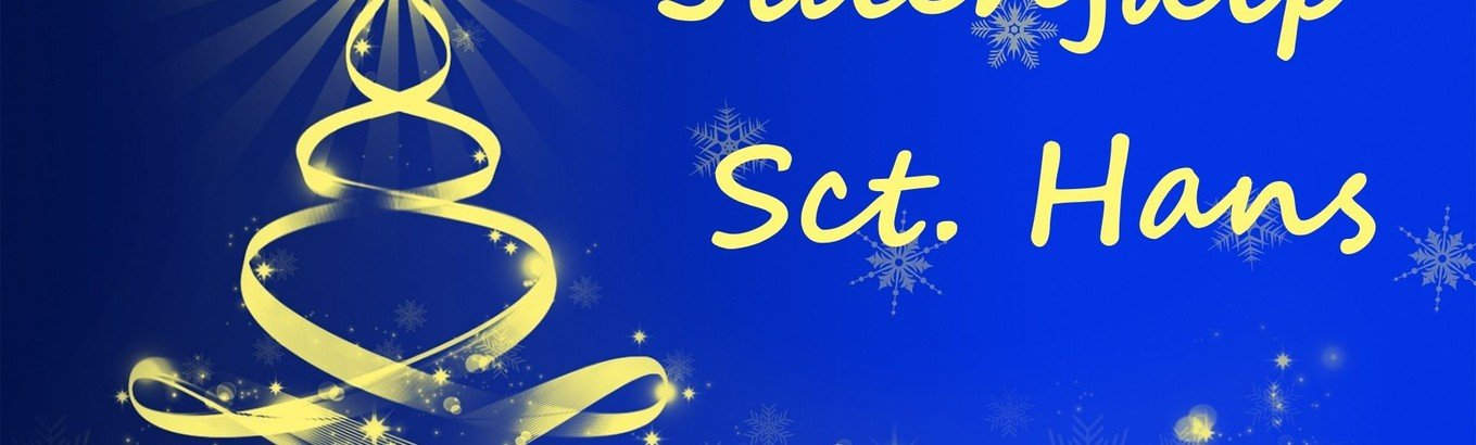 Julehjælp Sct. Hans Sogn