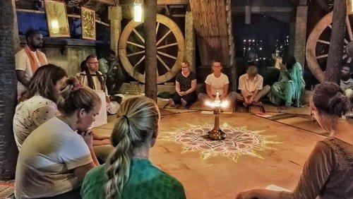 Tag  med Tro i Dialog og Brorsons Kirke til Sydindien