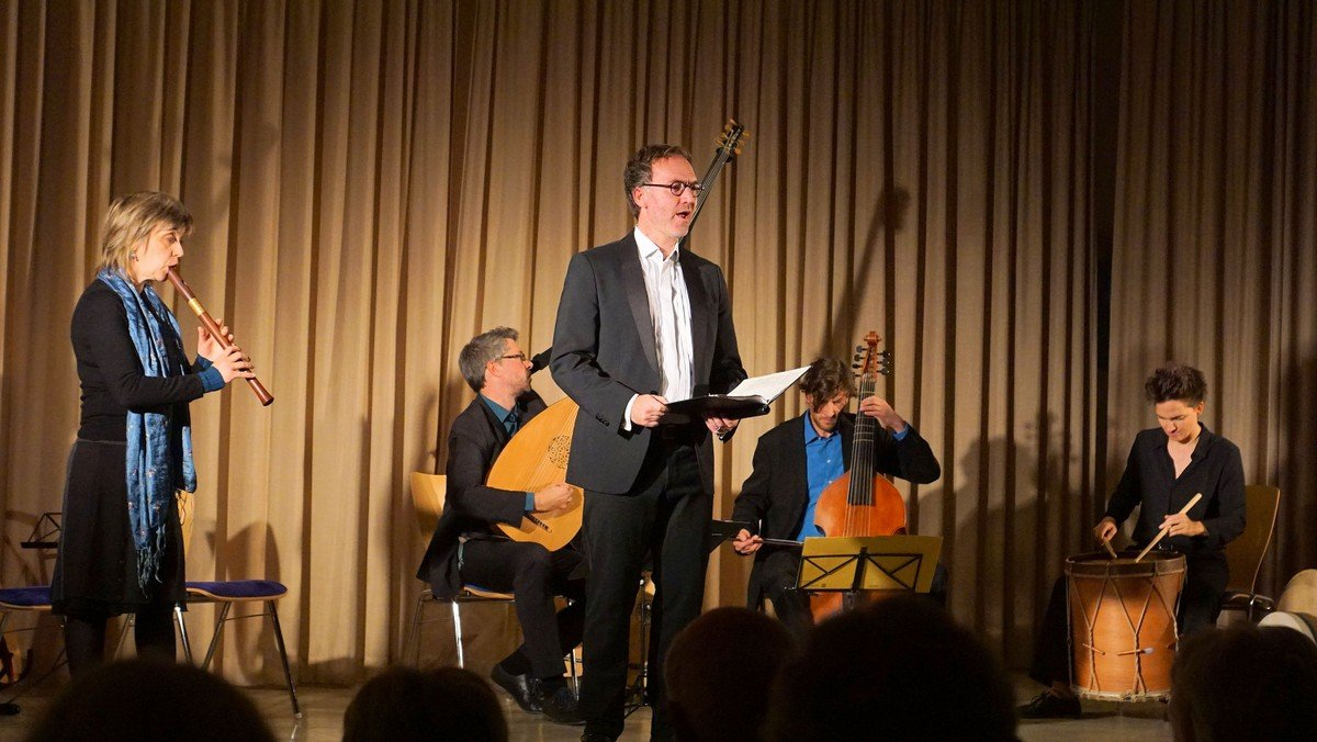 """Konzert zum Reformationstag mit """"The Playfords"""""""