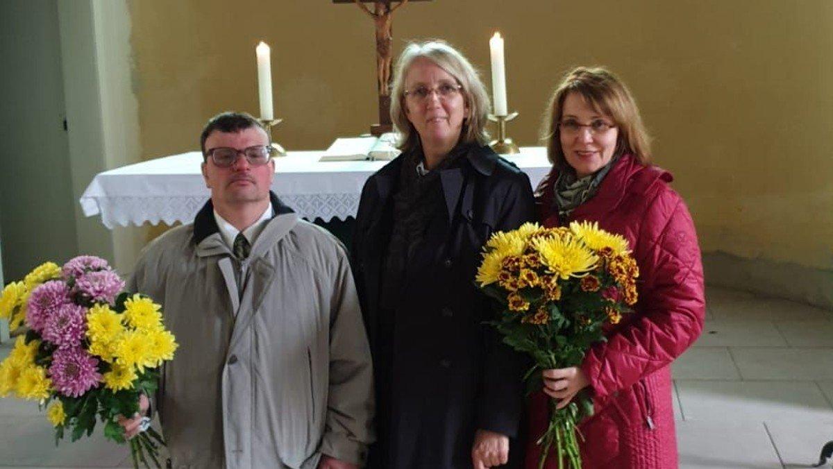 Neue Übertragungen des Lektorendienstes im Kirchenkreis