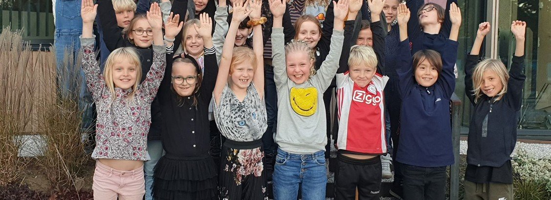 Brønshøj Kirkes Børnekor er med i Danmark har talent