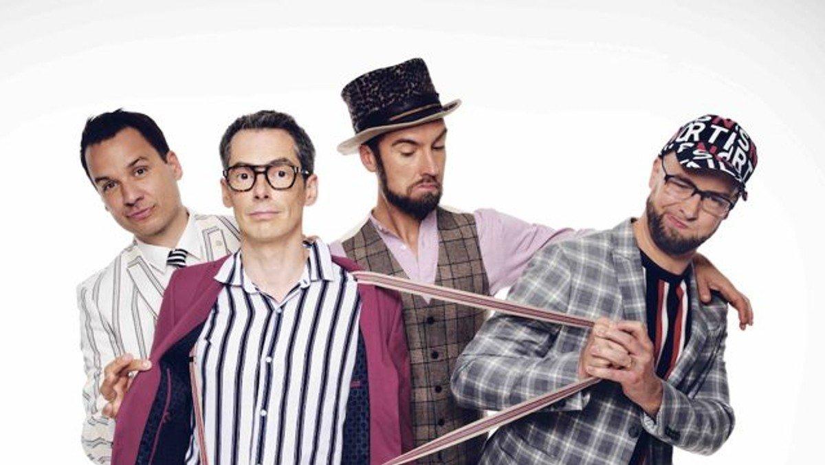 "Verschoben auf den 16.1.2021: ""Maybebop""  beim 2. A-Cappella-Festival Bad Oldesloe"