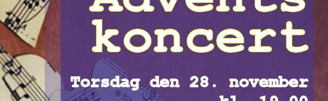 Adventskoncert torsdag den 28. november kl. 19.00 i Allehelgens Kirke