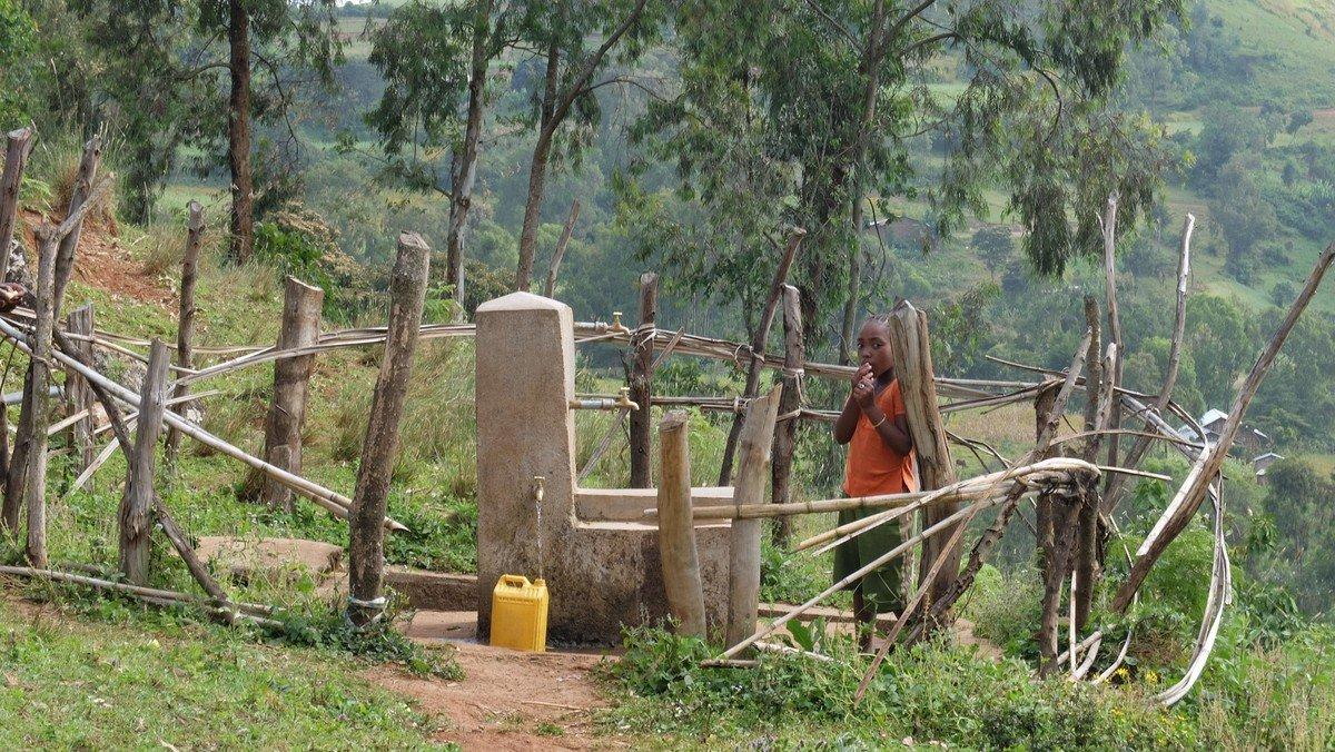 Wasserprojekt in Äthiopien - Dr. Martin Franke, Berliner Missionswerk