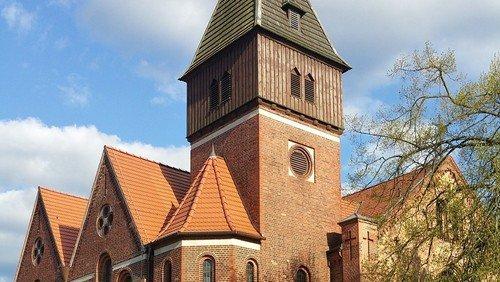 Wir waren wieder zu Gast - in Spreenhagen. Eine Singe-Lese-Nacht in der Kirche.