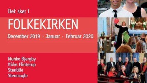 Kirkeblad for december 2019, januar - februar 2020