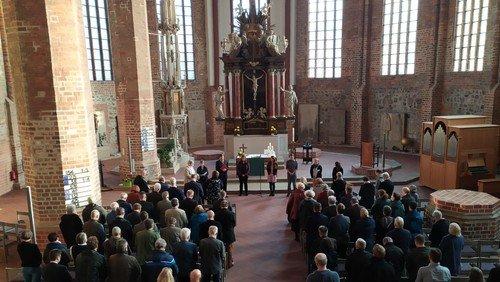 Letzte Tagung der Kreissynode mit hoffnungsvollem Gottesdienst