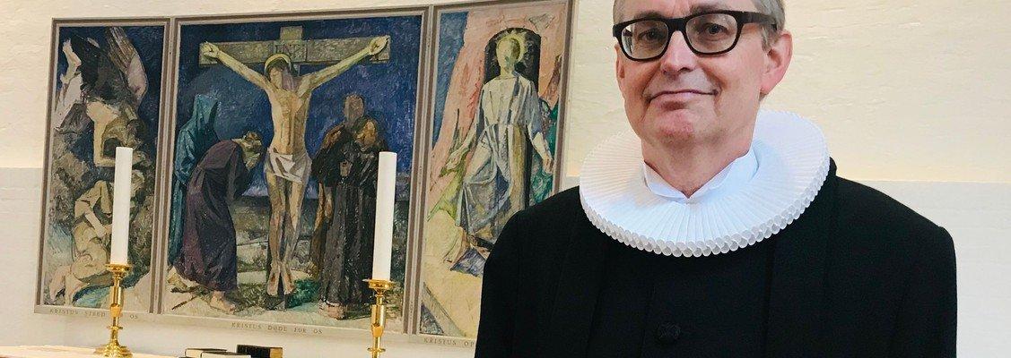 Ny vikarierende sognepræst i Als-Øster Hurup
