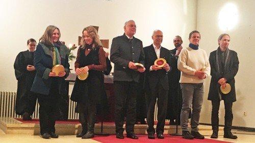 'Zwischen den Jahren'  im Gemeindekirchenrat