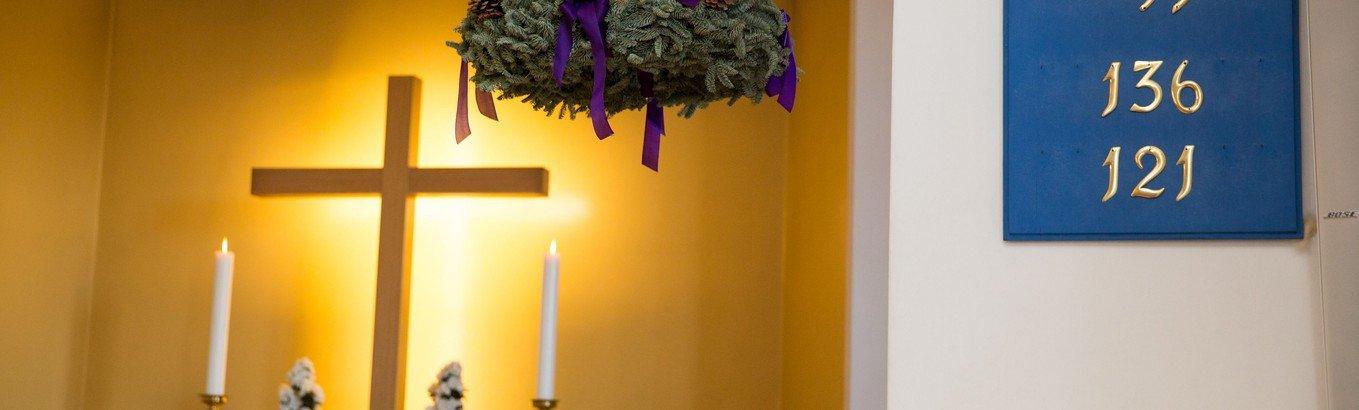 Juledagene i Sydhavn Sogn