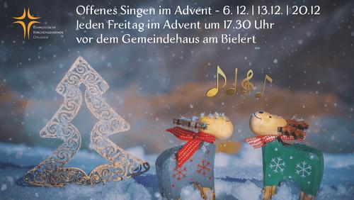 Besinnliches Adventssingen