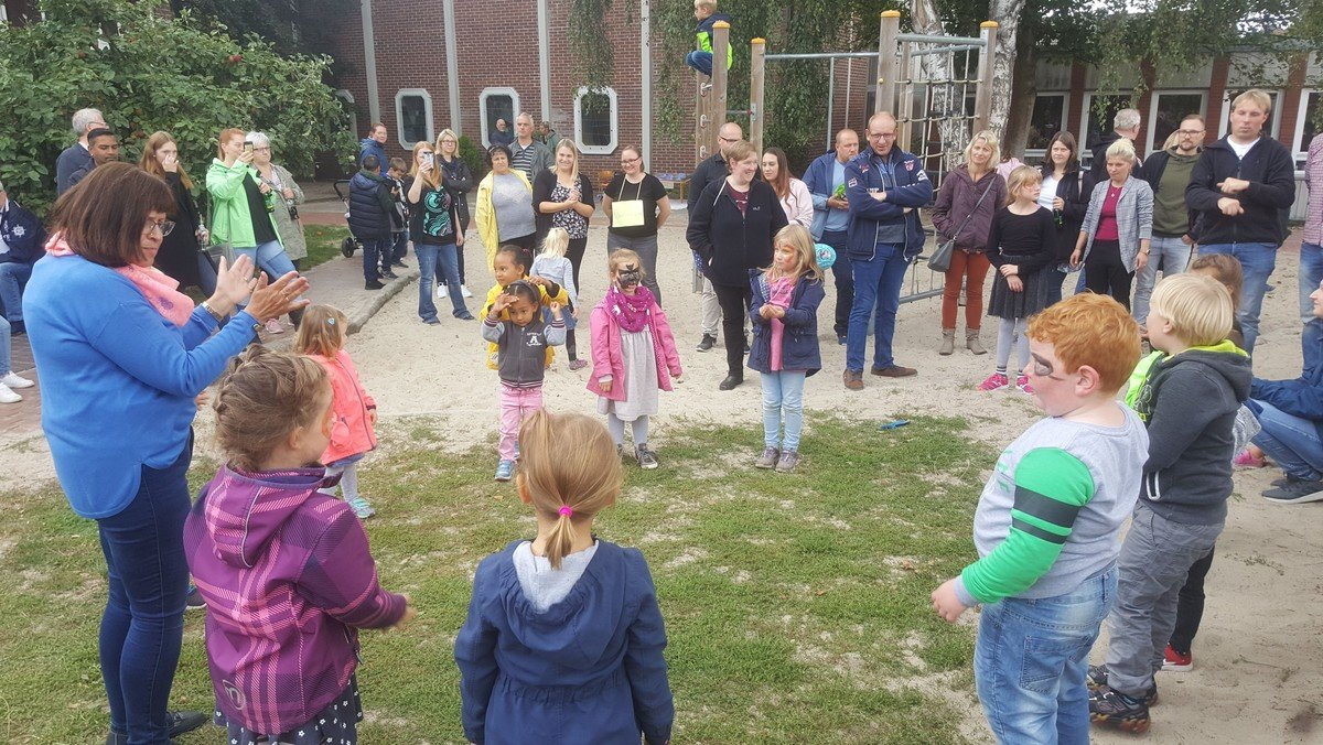 Martin-Luther-Gemeinde feiert Gemeindefest