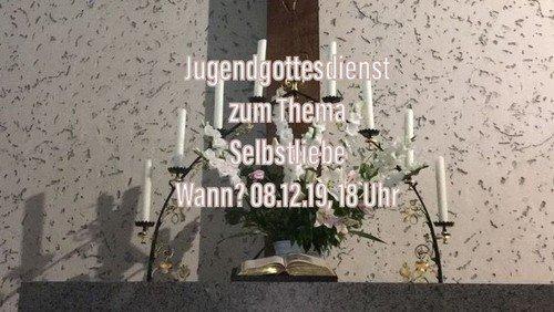 Jugendgottesdienst in der Johanneskirche