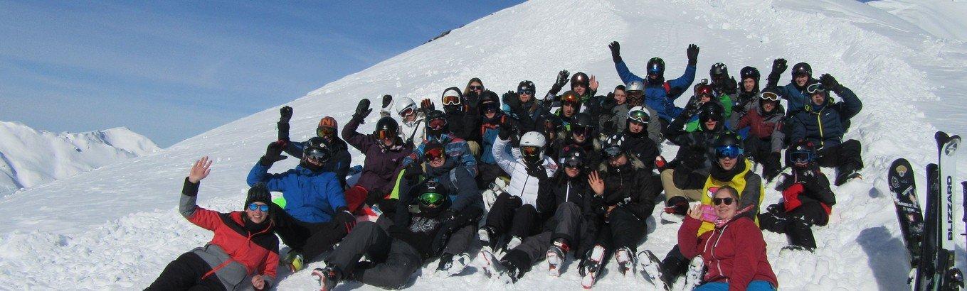 Skireise für Jugendliche in den Winterferien - Jetzt anmelden!
