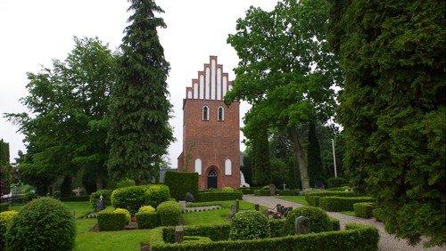Asminderød Kirke, Asminderød Sogn