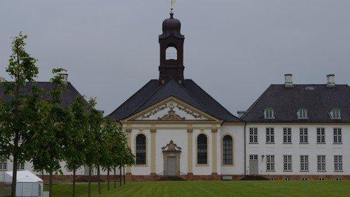 Fredensborg Slotskirke, Asminderød Sogn