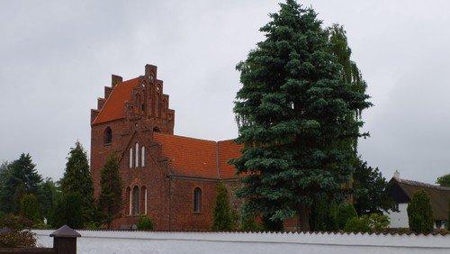 Karlebo Kirke, Karlebo Sogn