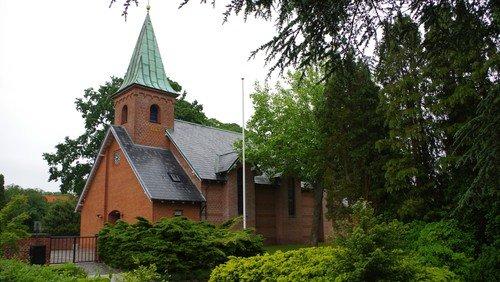 Humlebæk Kirke, Humlebæk Sogn