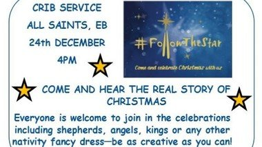 Crib Service Christmas Eve 4pm