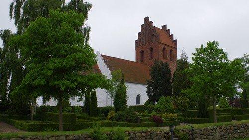 Grønholt Kirke, Grønholt Sogn