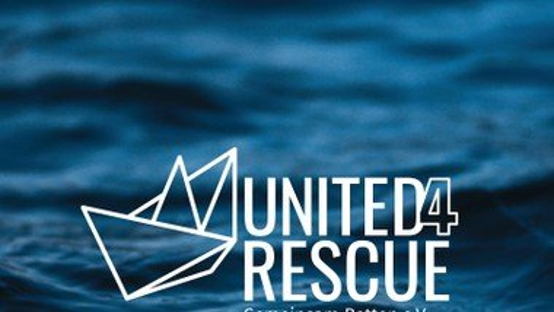 Machen Sie mit beim Aktionsbündnis United4Rescue - Gemeinsam Retten.