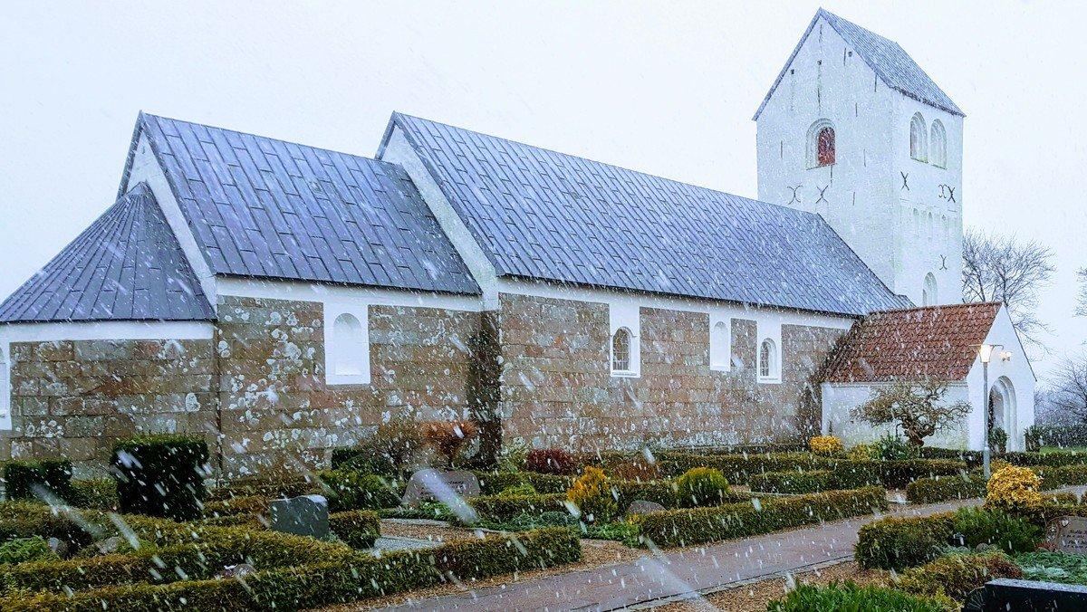 Gå det nye år i møde med en tur til kirke