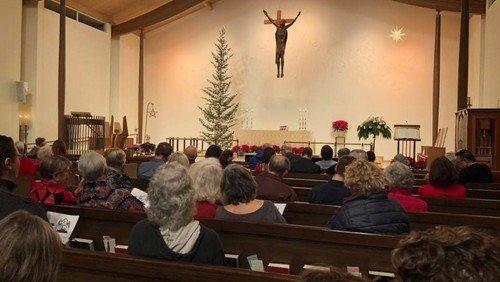 Sermon for December 24, 2019 Christmas Eve