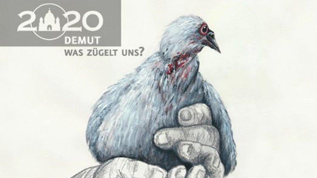 """""""DEMUT - Was zügelt uns?"""" - Verantstaltungsreihe 2020 des Berliner Doms"""