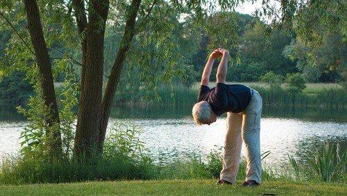 Aktiv in jedem Alter:  Kultur und Bewegung für Menschen ab 50