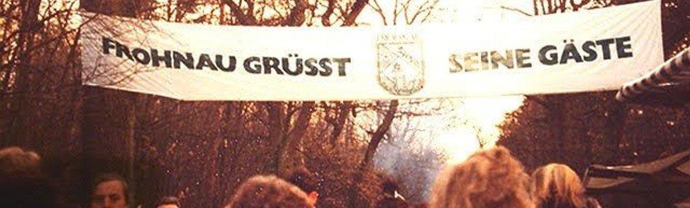 30 Jahre Mauerfall - Veranstaltungen zur Wiedervereinigung