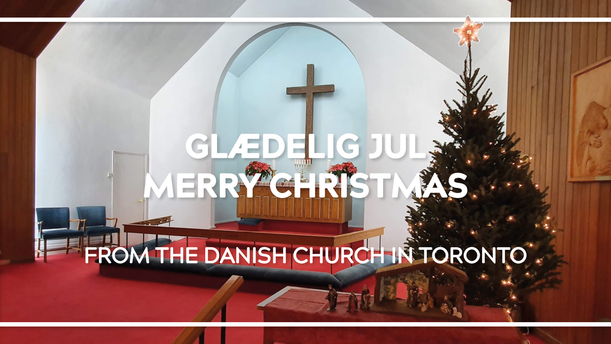 A Christmas Sermon from Toronto