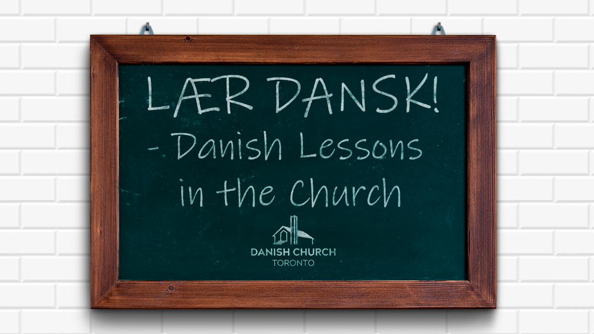 ​  Learn Danish at the Danish Church
