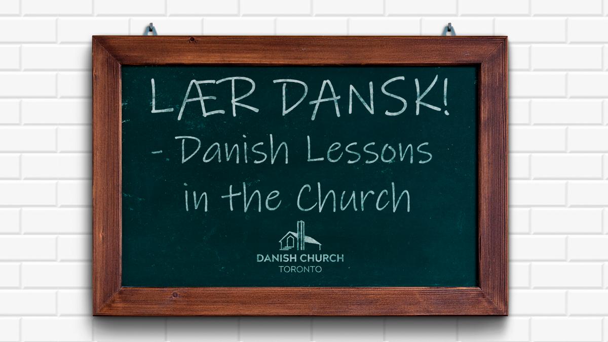   Learn Danish at the Danish Church