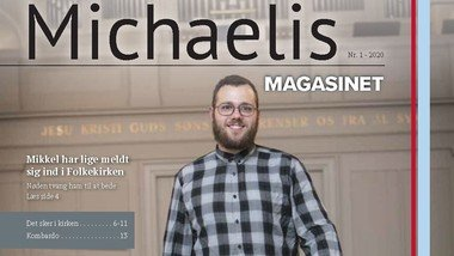 Nyt Magasin med historier og kalender - Læs det her!