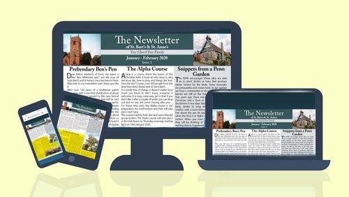 Newsletter Jan/Feb 2020
