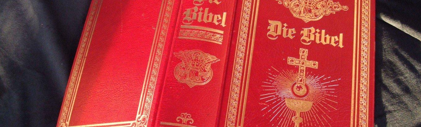 Bibelwoche - Eine Woche Bibeltexte lesen und diskutieren
