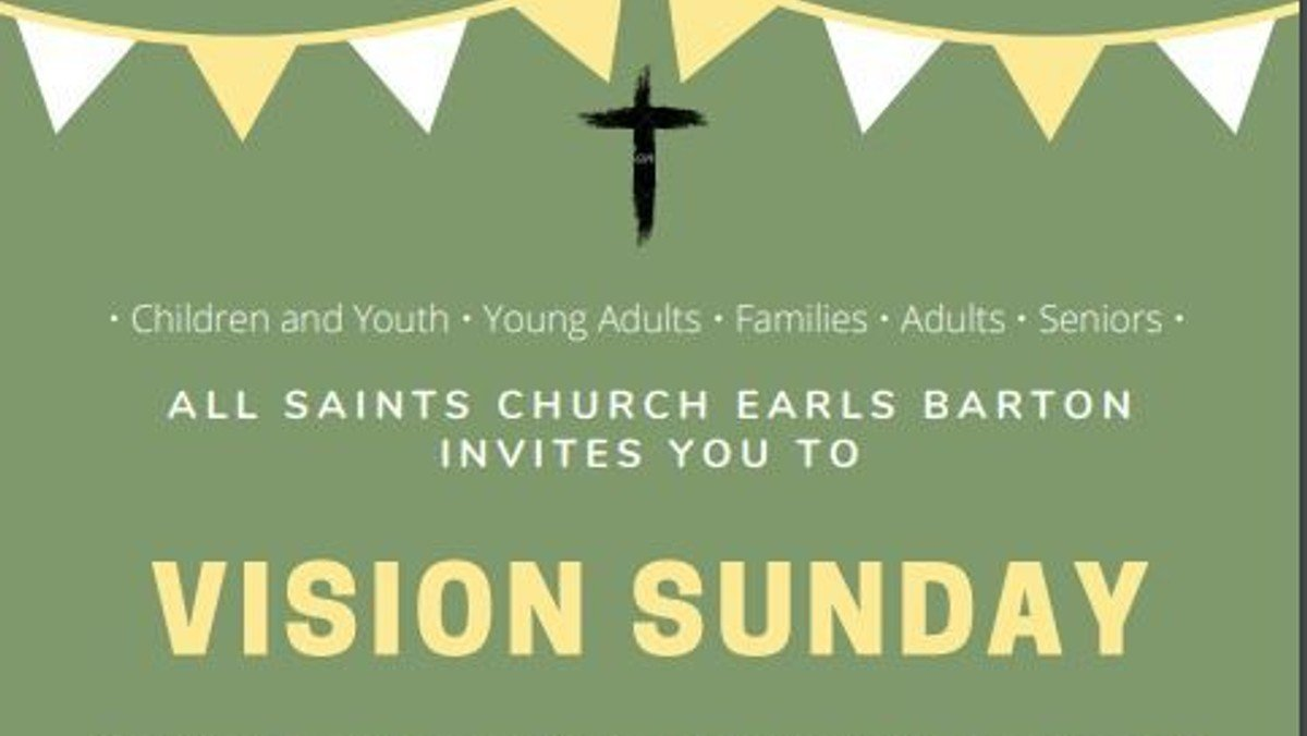 Vision Day Event Feb 9th 10am  -12 noon