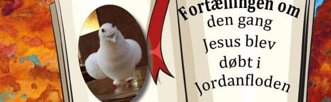 Børnegudstjeneste i Sundkirken mandag den 27. januar kl. 18.00 ved Suzette Ejdrup