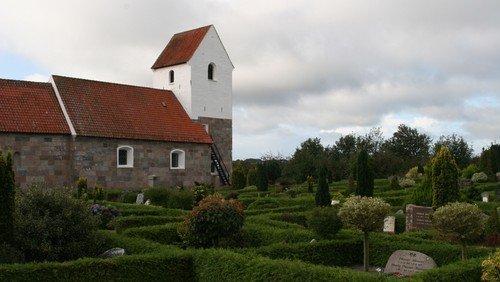 Ny sæson med Babysalmesang i Vognsild Kirke