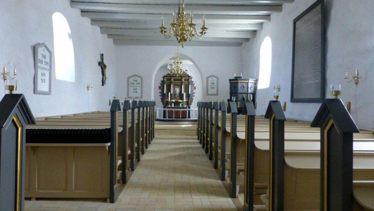 Ny kirkesanger ved tre kirker