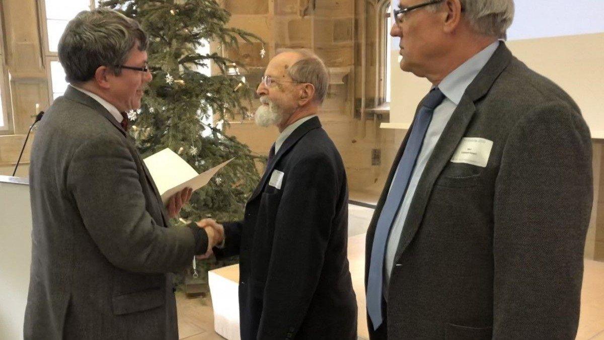 Werner-Sylten-Preis geht nach Aschersleben