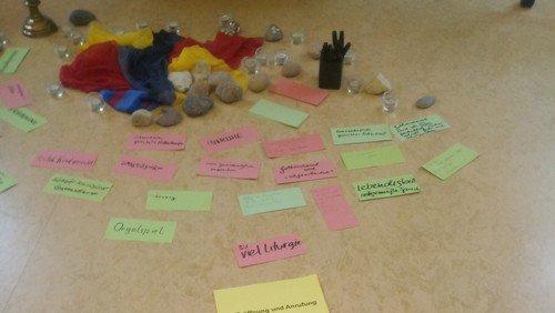Lektorinnen- und Lektoren-Kurs gestartet