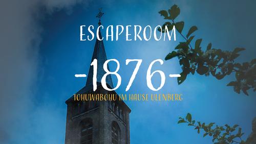 Escaperoom: Jetzt Termine sichern!