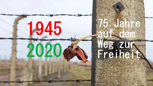 75 Jahre auf dem Weg zur Freiheit
