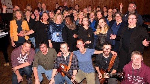Pop-Gottesdienst am 15. März in Hennstedt